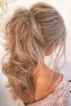 Cute Ponytail Hairstyles You Should Try ★ See more: http://lovehairstyles.com/cute-ponytail-hairstyles-try/