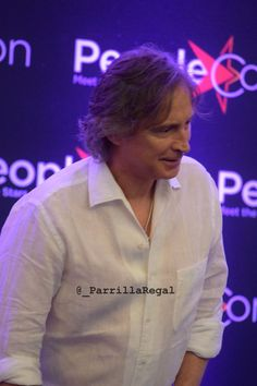 Happy Ending II - Paris - May 2018. Scottish Man, Ouat Cast, Rumpelstiltskin, Spanish Actress, Robert Carlyle, Celebs, Celebrities, Happy Endings, Once Upon A Time