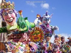 Carnival in Sicily: celebrations all over the island http://www.scentofsicilyblog.com/events-sicily/carnival-in-sicily/