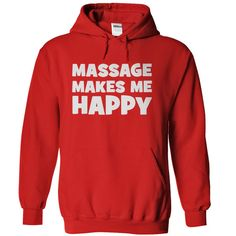 Getting and giving massages makes me happy. There really isn't anything better!ξ