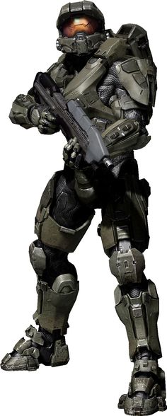 master chief s suit in halo 4 i think i like this one the best