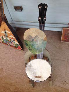 Restored banjolele
