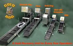 Gold Hog - Gold Prospecting Equipment - Sluice Mat