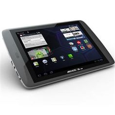 Archos 80 G9 Turbo 8 Capacitive Multi-Touch Android 4.0 Tablet, ARM Cortex A9 1.5GHz Processor, 250GB HDD, WiFi 802.11 b/g/n
