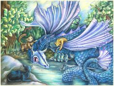 Of Cats and Dragons by ~Mieronna on deviantART