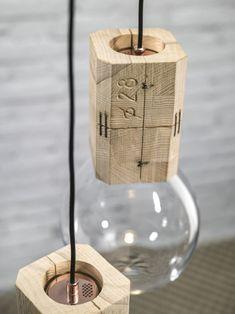 """Hängeleuchten-Kollektion """"Moulds"""" von Lasvit aus mundgeblasenem Glas  #hangeleuchten #kollektion #lasvit #moulds #mundgeblasenem"""
