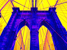 Brooklyn Bridge -03, Paco Jariego, Featured in The Beauty of Infrastructure