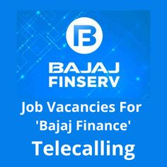 Hiring open for 25 female candidates for ''Bajaj Finance Telecalling'' job. The job location in Bangalore. The post Job vacancies for 'Bajaj Finance Telecalling' appeared first on Jobs and Auditions.