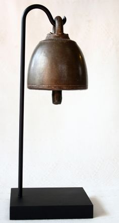 Antique Bronze Temple Bell, Burma at www.sabaidesignsgallery.com