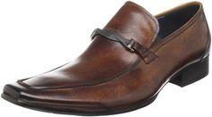 Steve Madden Men`s Topher Slip-On Dress Shoe,Tan Leather,13 M US $110.00
