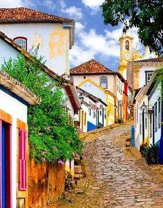 Tiradentes, Minas Gerais, Brasil