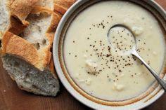 Soul Food Soup! Creamy Cauliflower & Stilton Cheese Soup for Random Recipes