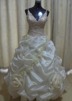 Bridal Gown - $550.00