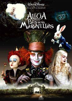 Nueva película de Alicia en el País de la Maravillas | Hora Punta http://www.horapunta.com/noticia/7520/CINE/Nueva-pelicula-de-Alicia-en-el-Pais-de-la-Maravillas.html
