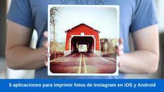 aplicaciones para imprimir fotos de instagram Ios, Android Apps, Polaroid Film, Instagram