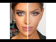 OLIVIA PIERSON E! Wives & Girlfriends FULL FACE MAKEUP TUTORIAL | Eleise - YouTube