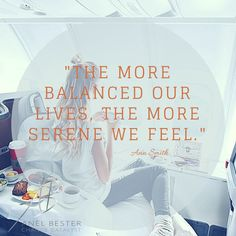 I've discovered that balance is not about spending equal amounts of time in all areas of life.  It's about creating a holistic picture of your life and then taking action from a space of BEING your best version self.  It's about looking after your spiritual, physical, financial, emotional and professional needs in a masterful blend and flow.  If you haven't figured out how to do this, hit me a message and let's connect.