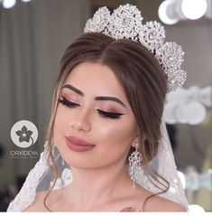 Wedding Makeup Looks, Bridal Makeup, Cool Haircuts For Girls, Lip Makeup Tutorial, Lily Evans, Bride Look, About Hair, Bead Weaving, Girl Pictures