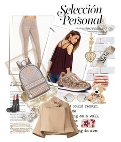 """""""Urban Glamour Fall"""" by sirenelisa ❤ liked on Polyvore featuring Merola, Chloé, Adolfo Courrier, PERIGOT, Gucci, Effy Jewelry, Kate Spade and Giorgio Armani"""