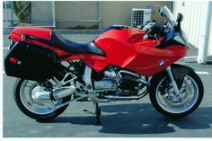 2002 BMW R1100S