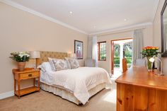 We have twenty seven beautifully decorated bedrooms all with en-suite bathrooms and views of the gardens or access to one of the pools. Decor, Furniture, Soft Furnishings, Room, House, Guest House, Home Decor, Mini Bar, Furnishings