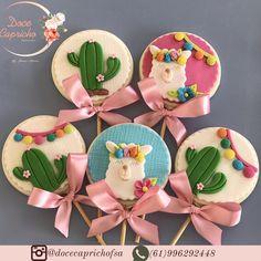 Llama Birthday, 1st Birthday Girls, Birthday Parties, Cakepops, Cactus Cake, Ballerina Cakes, Boho Baby Shower, Its My Bday, Cookie Designs