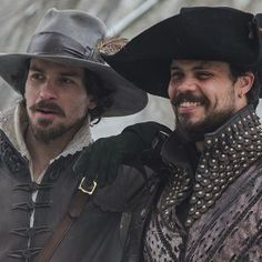 Musketeer - Aramis and Porthos