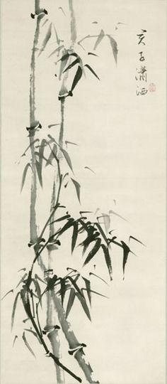 Sendai Gibon 仙厓義梵 (1750-1837), a Japanese monk and painter