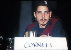 We hope you're in peace and that your particles are mutating and transforming in harmony with nature. Chris Cornell, Happy Birthday Chris, Always Love You, My Love, Say Hello To Heaven, Seattle, Temple Of The Dog, Audio, Smiling Man