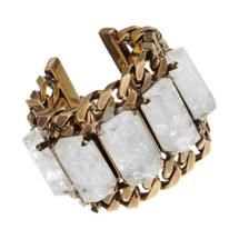 GIVENCHY  Rock Crystal Bracelet