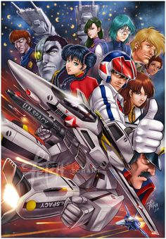 Macross by FranciscoEtchart
