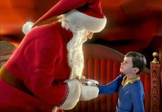 Polar Express...one of my favorite holiday movies!