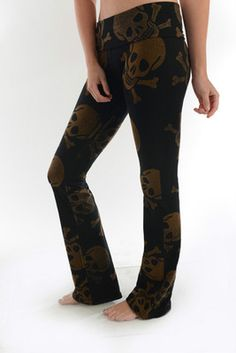 If I wasn't a short, chunky girl, I would wear these!