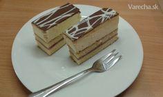 Bratislavské rezy (fotorecept) Czech Recipes, Sweet And Salty, Nutella, Tiramisu, Food And Drink, Cake, Basket, Kuchen, Tiramisu Cake