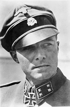 "✠ Joachim Peiper (30 January 1915 – 14 July 1976) Murdered in France. RK 09.03.1943 SS-Sturmbannführer Kdr III./(gp.)/2. SS-Pz.Gren.Rgt ""LSSAH"" [377. EL] 31.12.1941 SS-Sturmbannführer Kdr SS-Pz.Rgt 1 ""LSSAH"" [119. Sw] 11.01.1945 SS-Obersturmbannführer Kdr SS-Pz.Rgt 1 ""LSSAH"""
