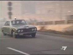 1962 Alfa Romeo 2600 Sprint [106.02] in Banditi a Milano, Movie, 1968