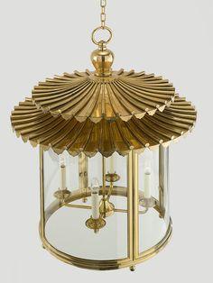 Hanging Carousel Lantern HL 260 Charles Edwards
