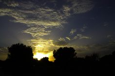 Sunset over Puglia Celestial, Spaces, Sunset, Outdoor, Sunsets, Outdoors, Outdoor Living, Garden