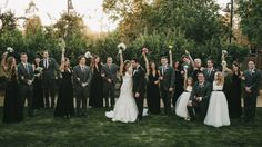 Arroyo Trabuco Golf Club // Paul Von Reiter Photography // Bridal Party