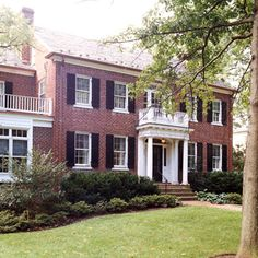 "BH & G slideshow of ""Exterior Period Architecture""  great ideas for exterior remodeling..."