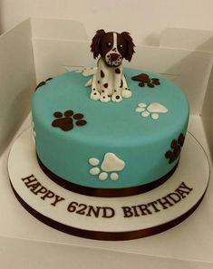 33 Beste Afbeeldingen Van Taart Hond Bakken Sweets En Birthday Cakes