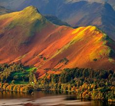 Catbells in the Lake District