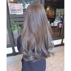 Silver Ash Brown #76_style #number76