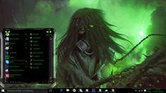 Tema para Windows 8 1 e 10 Toxic Download 2016