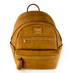 2f5c31e4786c MochiThings.com  Monopoly Leather Backpack Leather Backpack