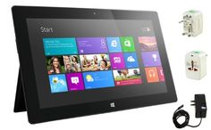 "Sale cheap! New Original Microsoft Surface 32GB Tablet - Windows RT 8, 10.6"" HD LCD Touchscreen, Front and Rear Camera Office 2013 RT Included"