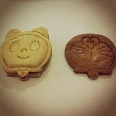 #doraemon #dorami #cookie  #biscuit #coffee #tea #break #time #cute #yummy #kawaii #おやつ #ドラえもん #ドラミちゃん - @new_sang_king- #webstagram
