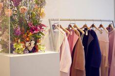 Jil Sander showroom