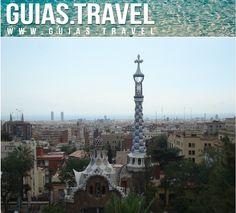 Parc Güell, proyecto de urbanización encargado a Antoni Gaudí.    http://www.viajarabarcelona.org/?page=graciayparqueguell.php