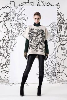 Sfilata Jean Paul Gaultier New York - Pre-collezioni Autunno-Inverno 2014-15 - Vogue